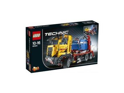 LEGO Technic 42024 Nákladní vůz s kontejnerem