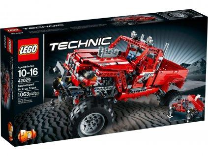 LEGO Technic 42029 Speciální pick up