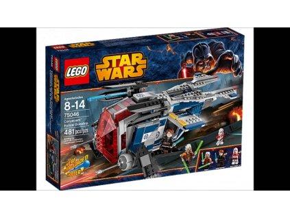 LEGO Star Wars 75046 Policejní bombardér Republiky
