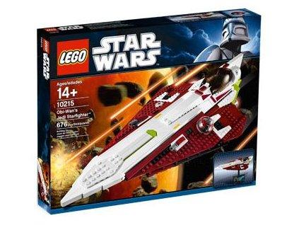 Lego Star Wars 10215 Obi-Wan's Jedi Starfighter