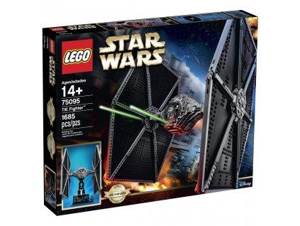 Lego Star Wars 75095 Exclusive TIE Fighter  + volná rodinná vstupenka do Muzea LEGA Tábor v hodnotě 370 Kč