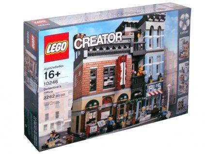LEGO Creator 10246 Detektivní kancelář