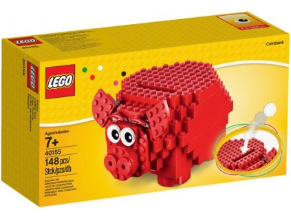 LEGO 40155 Piggy Coin Bank - Pokladnička