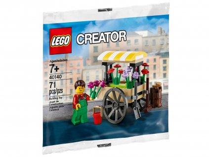 LEGO Creator 40140 Flower Wagon