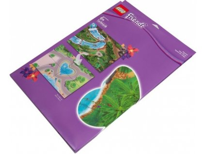 Lego FRIENDS 851325 Džungle Podložka na hraní