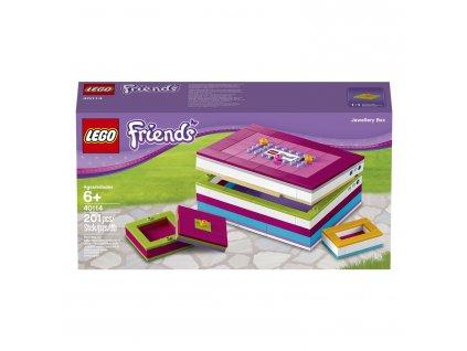 Lego Friends 40114 Šperkovnice