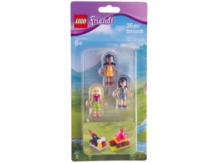 LEGO Friends 853556 Friends Mini-doll Campsite Set