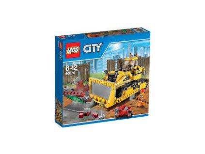Lego City 60074 Buldozer