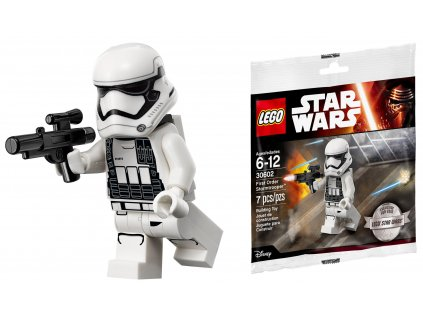 Lego Star Wars 30602 First Order Stormtrooper