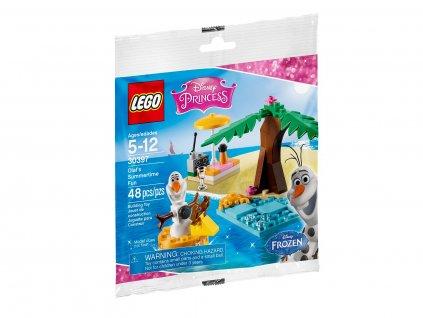 Lego Princess 30397 Olafova letní zábava