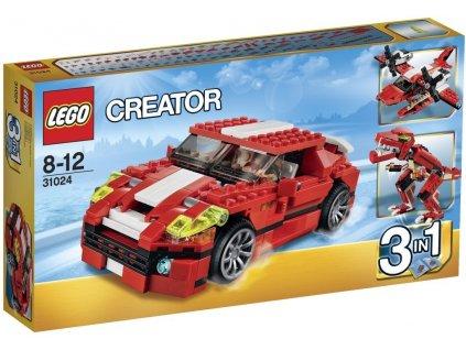 Lego Creator 31024 Ohromující síla