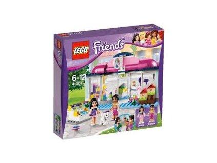 Lego Friends 41007 Zvířecí salón v Hearthlake City