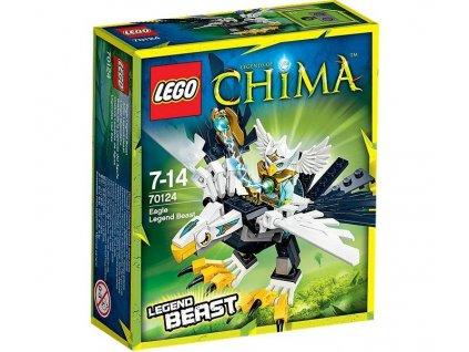 Lego Chima 70124 Orel Šelma Legendy