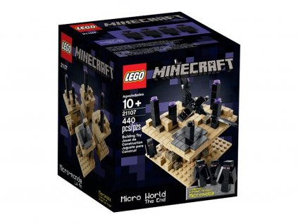 Lego Minecraft 21107 The End