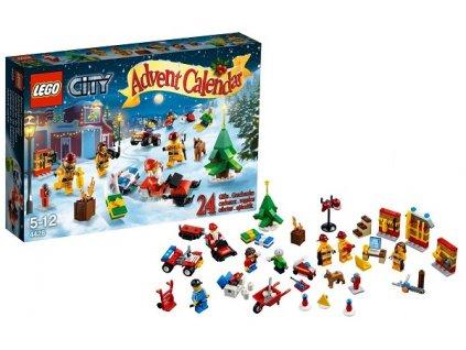 LEGO City 4428 Adventní kalendář