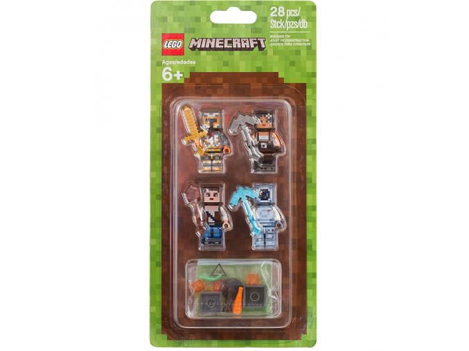 LEGO 853610 MINECRAFT Skin Pack Furnace