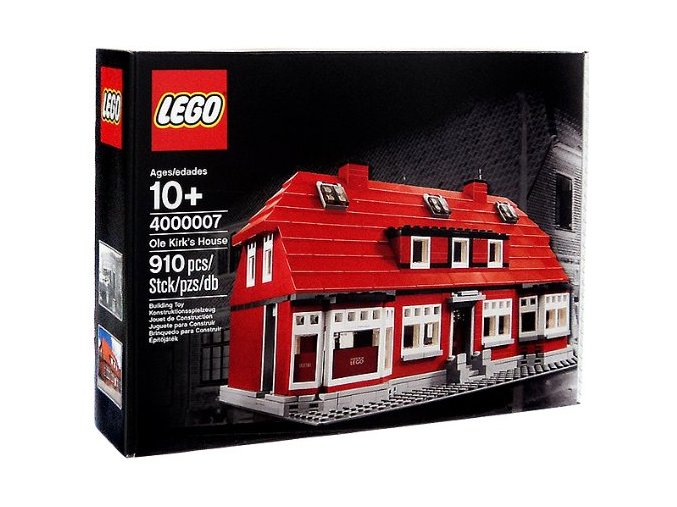LEGO 4000007 Ole Kirk's House