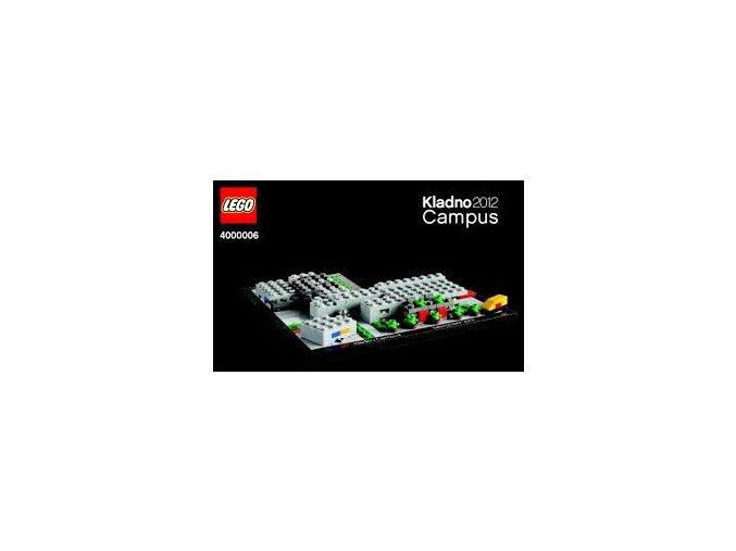 LEGO 4000006 Production Kladno Campus 2012