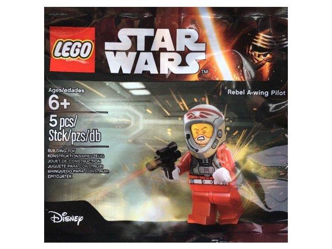 LEGO STAR WARS 5004408 Rebel A-wing Pilot