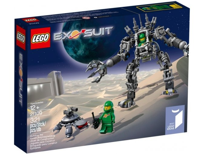Lego Ideas 21109 Exo-Suit