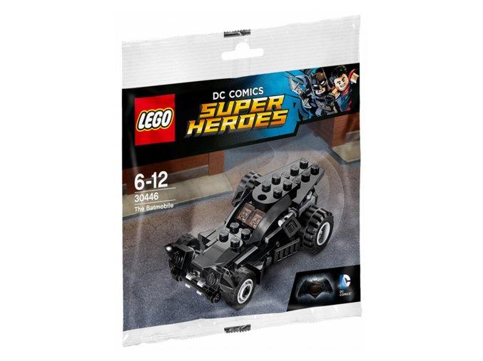 LEGO Super Heroes 30446 The Batmobile