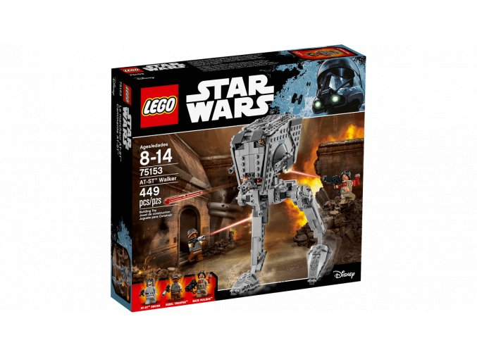 LEGO Star Wars 75153 AT-ST™ Walker (AT-ST™ Chodec)