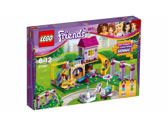 LEGO Friends 41325 Hřiště v městečku Heartlake