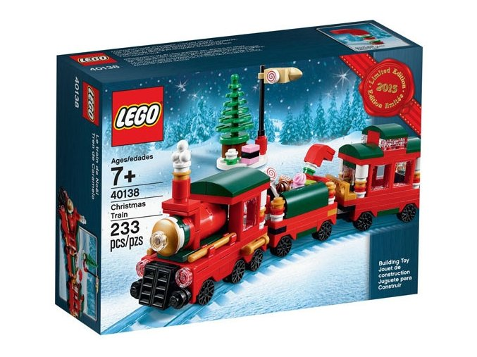 LEGO 40138 Christmas Train