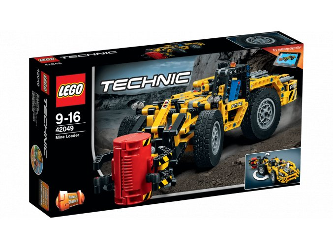 Lego TECHNIC 42049 Důlní nakladač