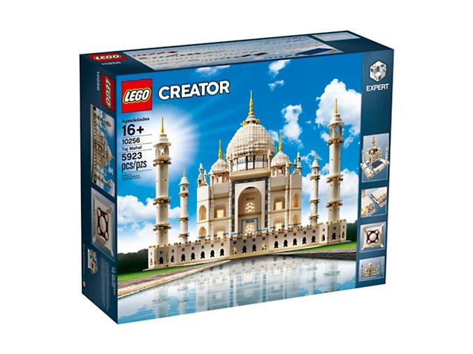 LEGO Creator 10256 Taj Mahal  + volná rodinná vstupenka do Muzea LEGA Tábor v hodnotě 370 Kč