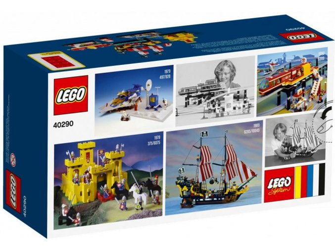 LEGO 40290 - 60 Years of the LEGO Brick