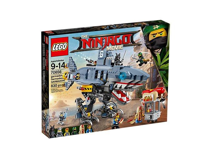 LEGO Ninjago MOVIE 70656 garmadon, Garmadon, GARMADON!  + volná rodinná vstupenka do Muzea LEGA Tábor v hodnotě 370 Kč
