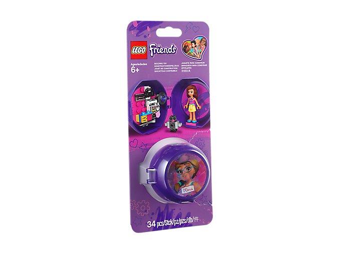 LEGO Friends 853774 Olivie a její satelit