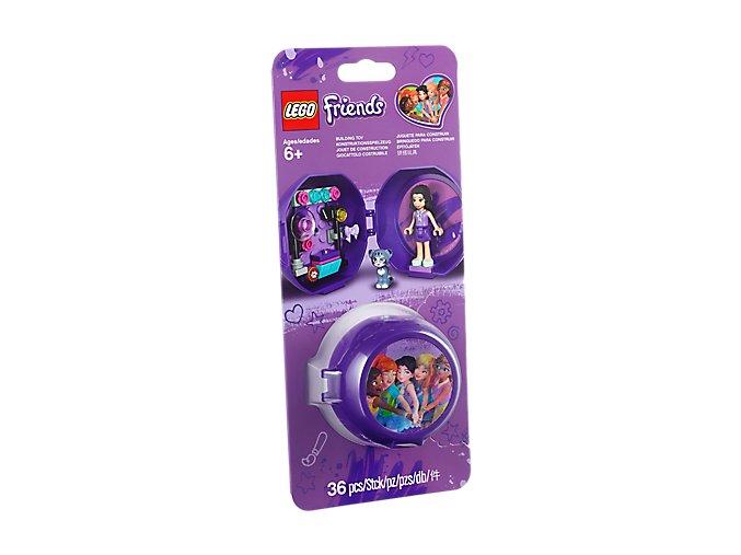 LEGO Friends 853776 Ema a její fotoateliér