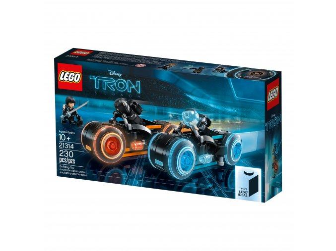 LEGO Ideas 21314 TRON: Dědictví