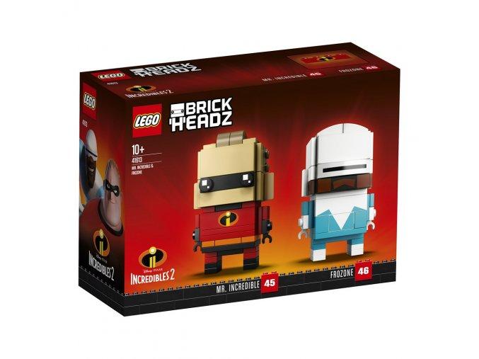 LEGO BrickHeadz 41613 Pan Úžasňák a Mražoun