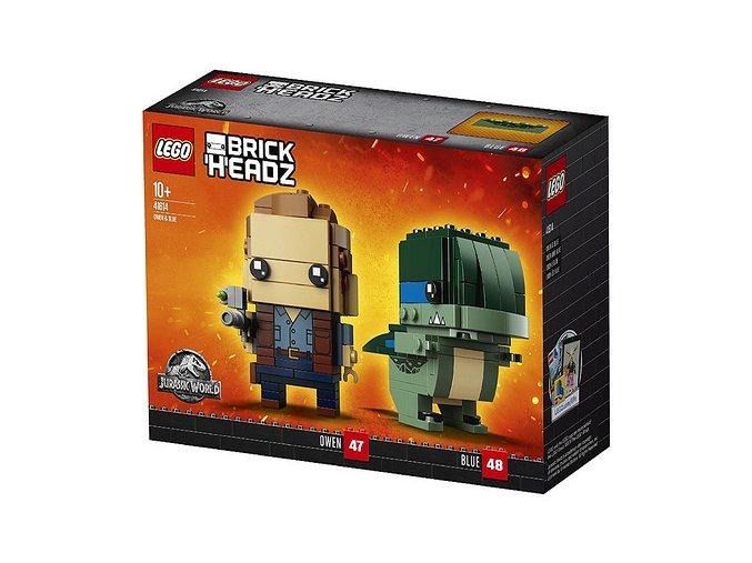 LEGO BrickHeadz 41614 Owen a Blue