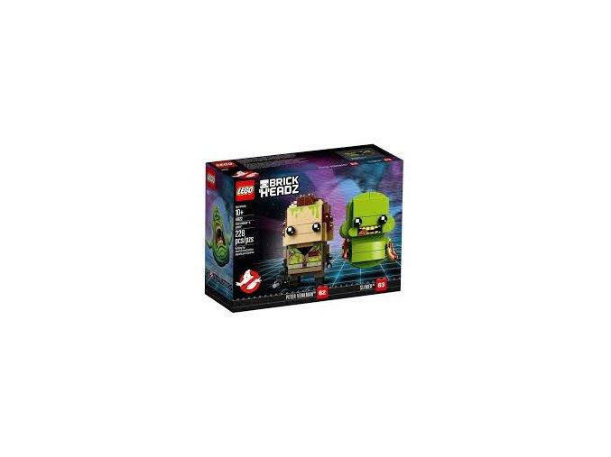 LEGO BrickHeadz 41622 Peter Venkman™ a Slizoun™
