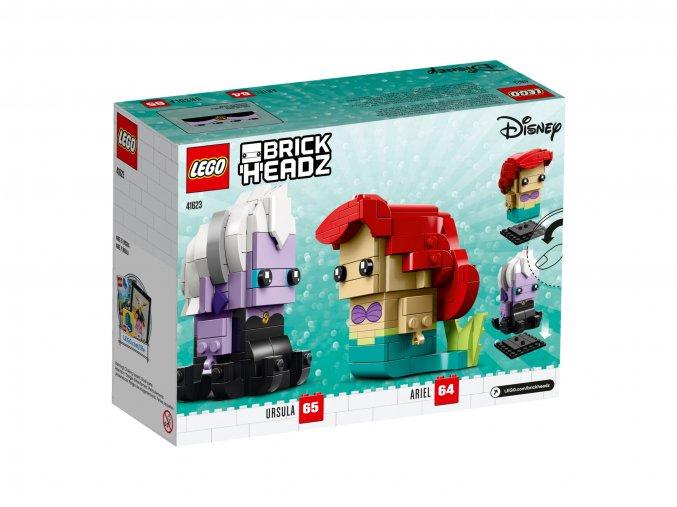 LEGO BrickHeadz 41623 Ariel a Uršula