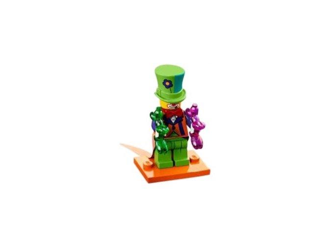 LEGO 71021 minifigurky 18. série - 04. Party Clown