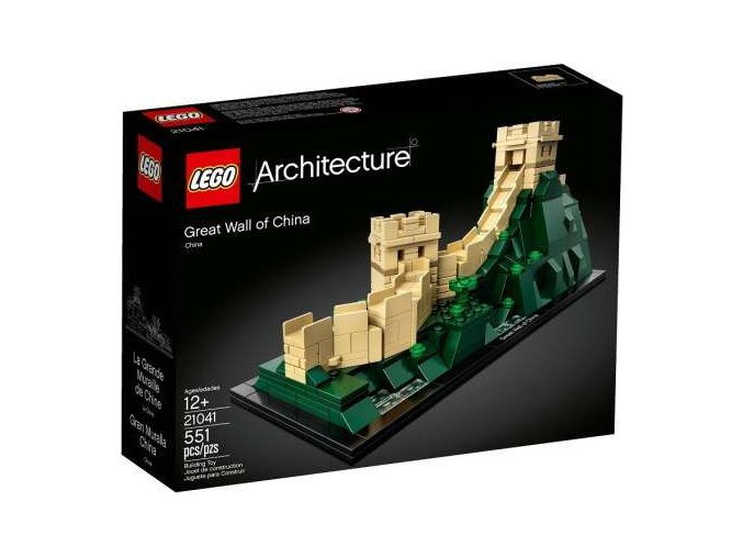 Lego Architecture 21041 Velká čínská zeď