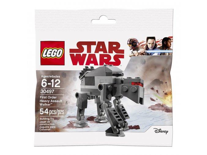 LEGO STAR WARS 30497 First Order Heavy Assault Walker