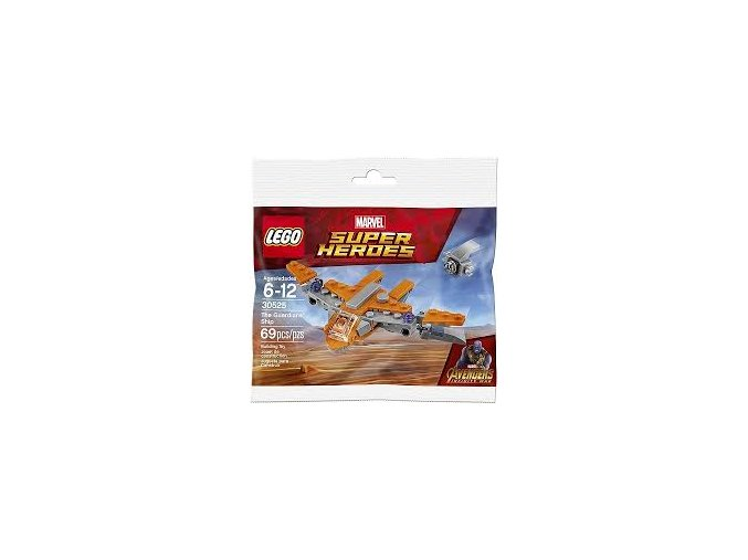 LEGO Super Heroes 30525 The Guardians Ship