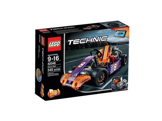 Lego Technic 42048 Závodní motokára