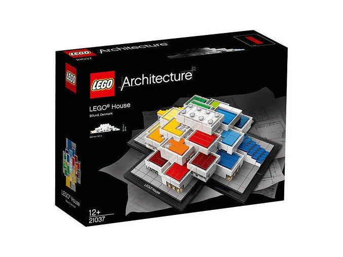 LEGO 21037 - LEGO House Billund, Denmark