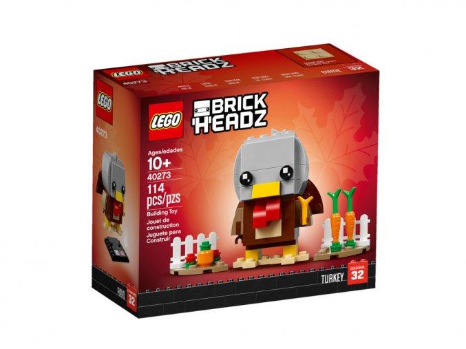 LEGO BrickHeadz 40273 Krocan ke Dni díkůvzdání