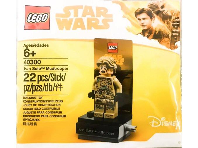 LEGO STAR WARS 40300 Han Solo Mudtrooper (polybag)