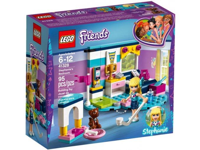 Lego Friends 41328 Stephanie a její pokoj
