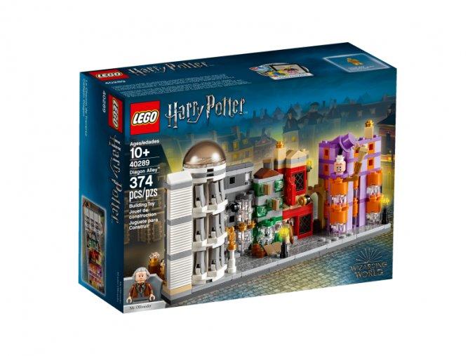 LEGO Harry Potter 40289 Diagon Alley (Příčná ulice)