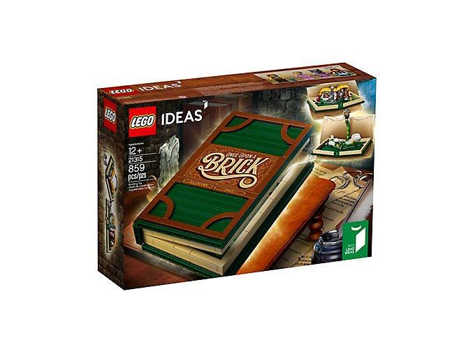 LEGO Ideas 21315 Pop-Up Book (Vyklápěcí kniha)